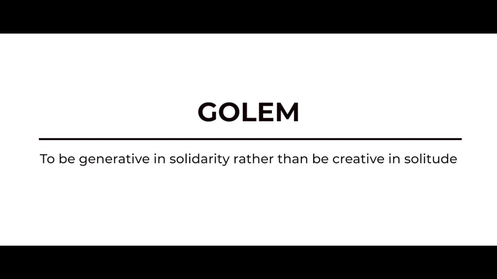 GOLEM-GUESTS OF HONOR - THE MOVIE